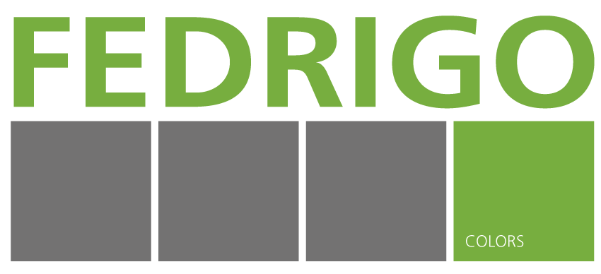 Fedrigo Colors logo
