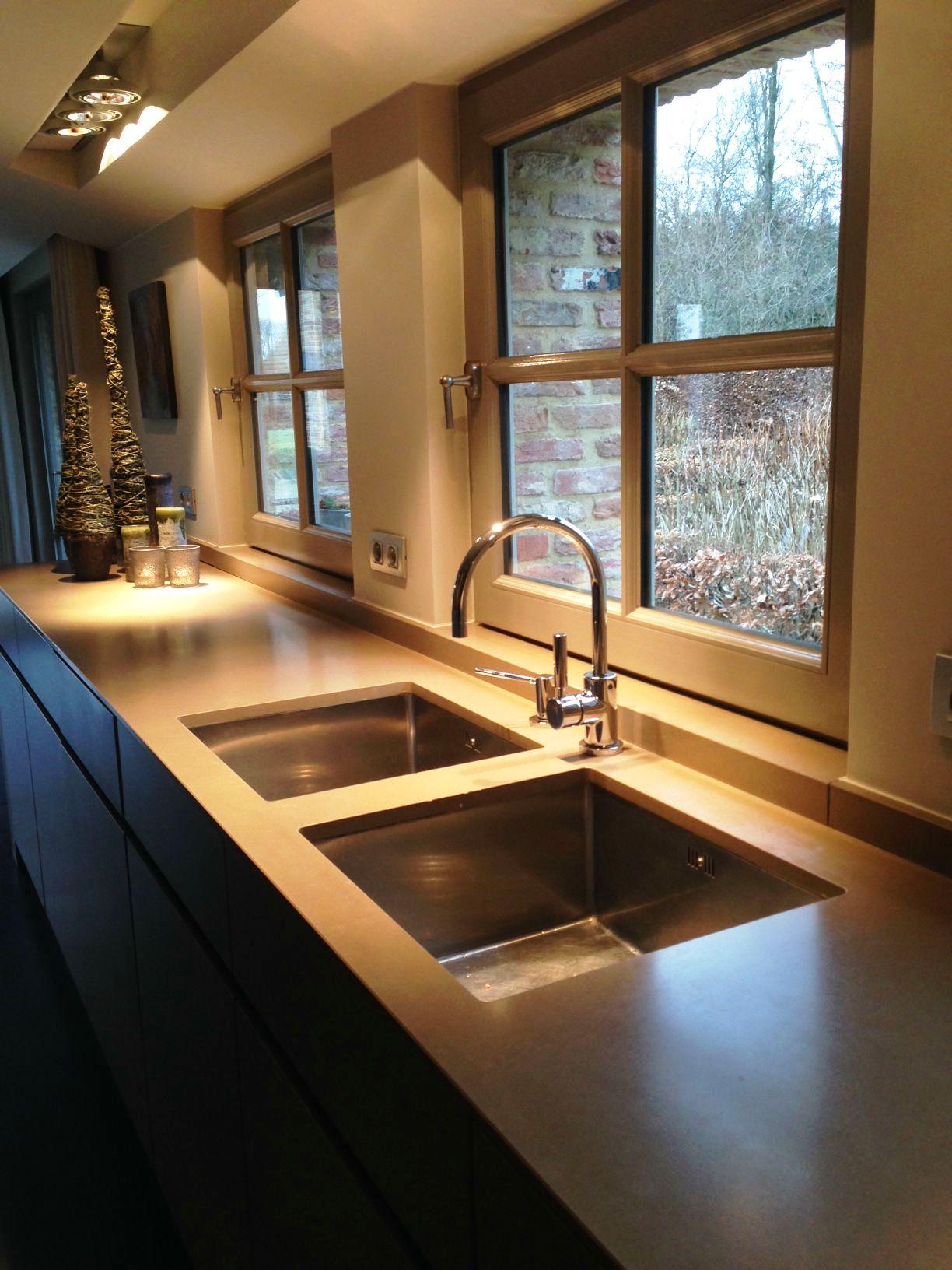 interieur keuken te Herenthout