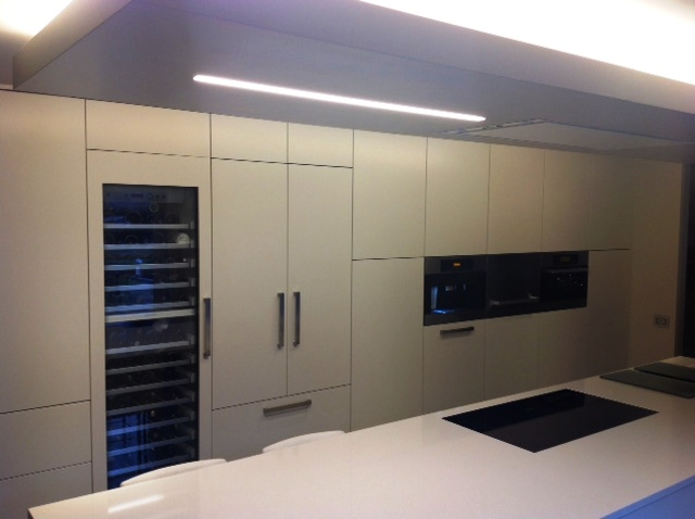 interieur project te Zutendaal