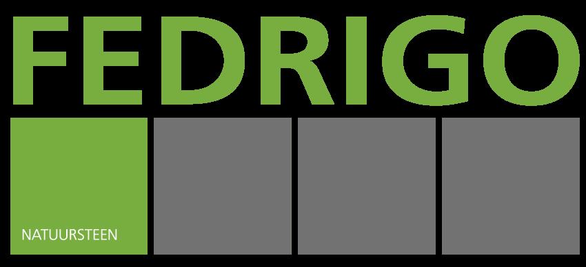 Fedrigo Natuursteen logo